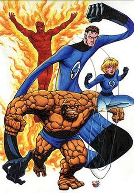Topical pic: KWV's fantastic four