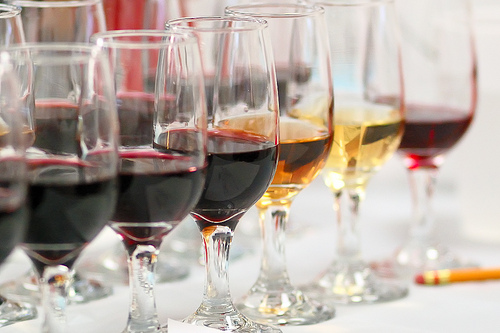 What makes a good wine judge?