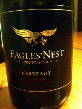 Eagles' Nest Verreaux 2008