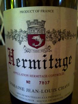 J.L. Chave Hermitage 2007