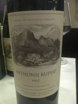 Anthonij Rupert 2007