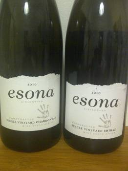 Esona Single Vineyard Chardonnay 2010