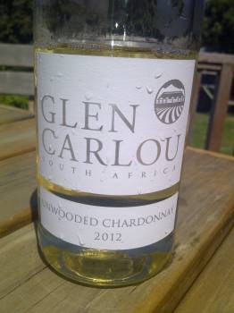 Glen Carlou Unwooded Chardonnay 2012