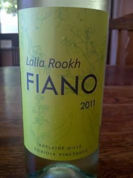 Coriole Lalla Rookh Fiano 2011