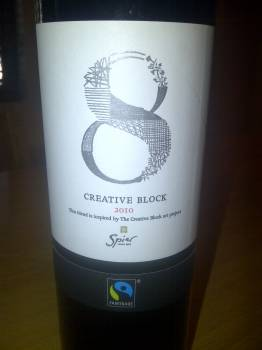 Spier Creative Block 8 2010