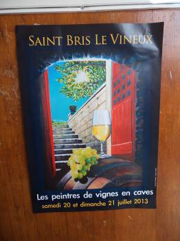 A visit to Saint-Bris-le-Vineux