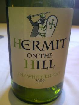 Hermit on the Hill The White Knight 2009