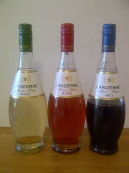 Lanzerac Alma Mater White, Rosé and Red
