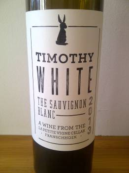 Timothy White The Sauvignon Blanc 2013