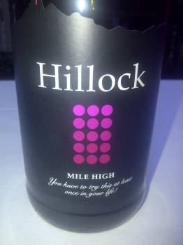 Hillock Mile High Non-vintage
