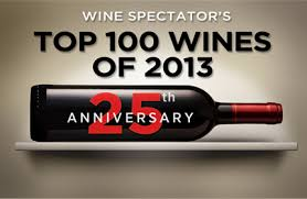 Wine Spectator's Top 100 of 2013 – three SA wines