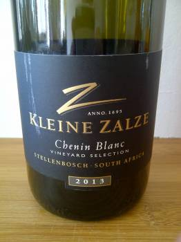 Kleine Zalze Vineyard Selection Chenin Blanc 2013