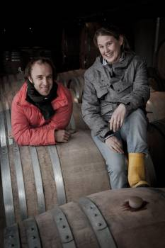 Interview: Paul Nicholls and Rebecca Tanner of Fable Mountain Vineyards