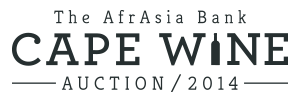 AfrAsia Bank Cape Wine Auction 2014 raises over R7 million for charity