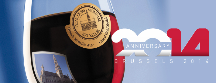 Concours Mondial 2014 results