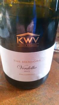 KWV The Mentors Verdelho 2013
