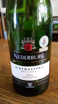 Nederburg The Winemaster's Reserve Grenache 2013