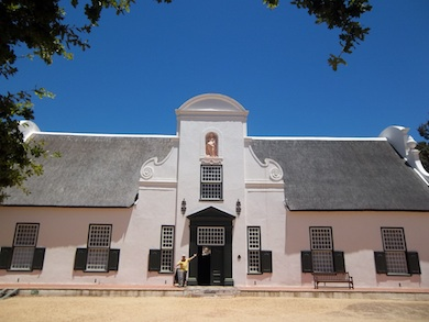 David Bristow: The history of Groot Constantia