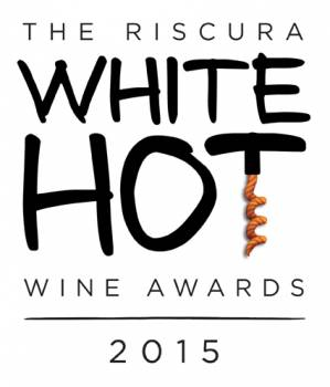 RisCura White Hot Wine Awards logo