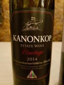 Kanonkop Black Label Pinotage 2014