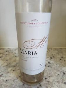 Neethlingshof Short Story Collection Maria Noble Late Harvest 2009