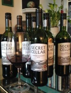 Secret Cellar range