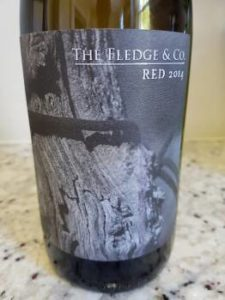 The Fledge & Co. Red  2014