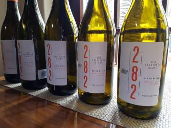 Elgin Ridge Sauvignon Blanc 2009 – 2015