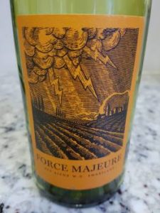 Force Majeure Red Blend 2016