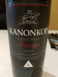 Kanonkop Black Label Pinotage 2015