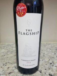 Stellenbosch Vineyards The Flagship Cabernet Franc 2010
