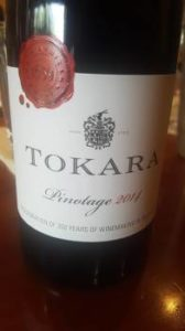 Tokara Limited Release Pinotage 2014