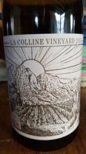 La Colline Vineyard 2016