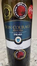 Bon Courage Inkara Shiraz 2014