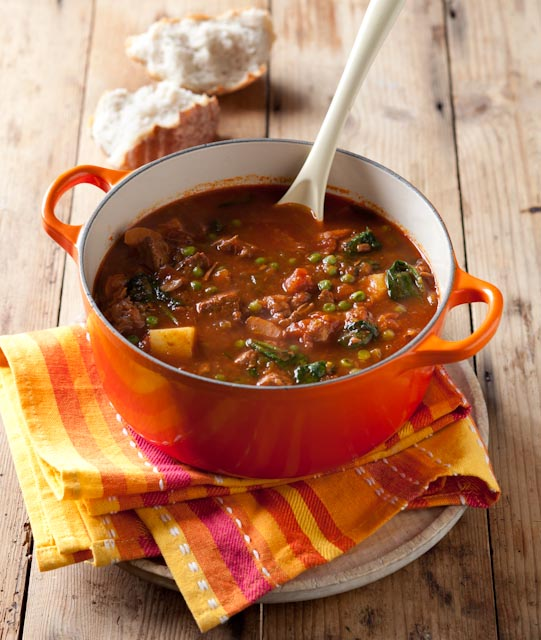 Goulash Hungarian Soup