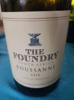 The Foundry Roussanne 2016