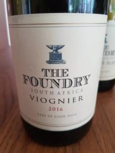 The Foundry Viognier 2016