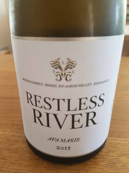 Restless River Ave Marie Chardonnay 2015