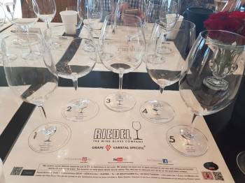 Tim James: Impressions left by a Riedel Glassware Masterclass