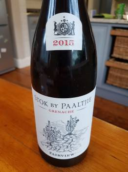 Fairview Stok By Paaltjie Grenache 2015