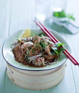 Chinese chicken and soba noodles-1