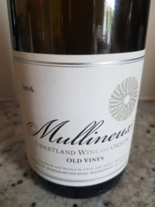 Mullineux Old Vines White 2016