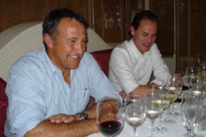 André Rosseau and Francois Theunissen of Constantia Uitsig