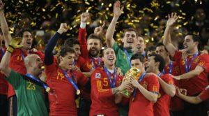 Spain WC