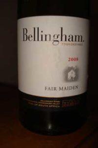 Bellingham Fair Maiden 2008