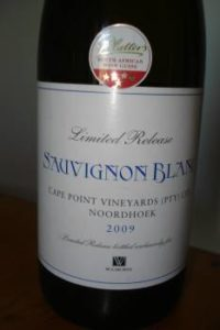 Cape Point Vineyards Woolworths Limited Release Sauvignon Blanc 2009
