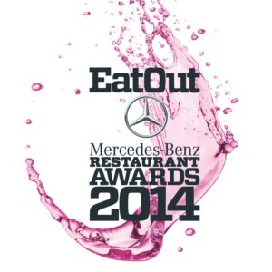 Eat Out Restaurant Awards 2014 logo
