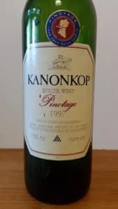 Kanonkop Pinotage 1997, Kanonkop Pinotage 1997