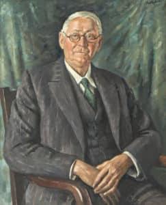 Dr William Charles Winshaw.