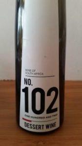 Lateganskop No. 102 Dessert Wine